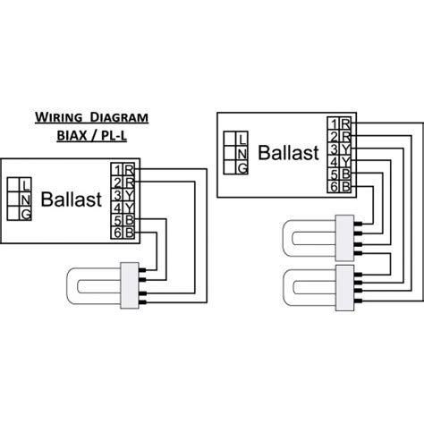 Wiring Diagram 7 Pin U V Canadian by Ultrasave Er254120mht W 2 X F54 Or Ft55 T5ho Prs E