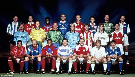 As Sky Sports turns 25, meet the Premier League players ...
