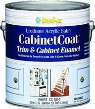 Insl X Cabinet Coat Home Depot by Insl X 1qt Cabinet Coat White Coats We And Cabinets