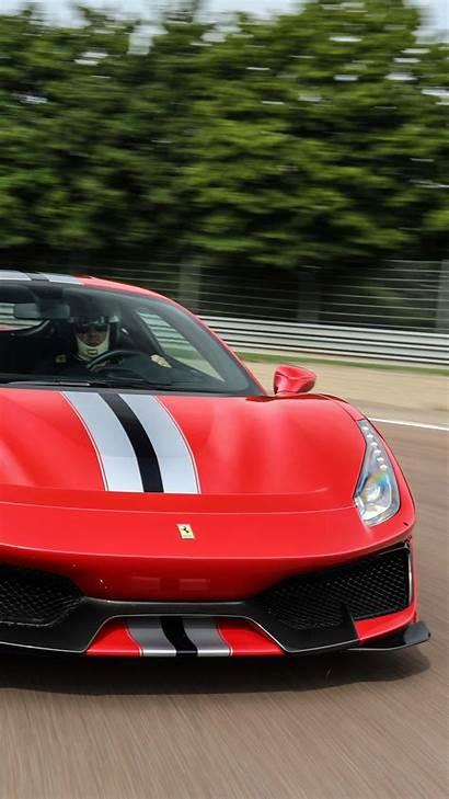 Ferrari Pista 488 4k Wallpapers Track Galaxy