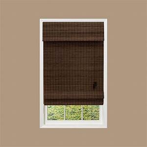 home decorators collection driftwood flatweave bamboo With 44 inch roman shades