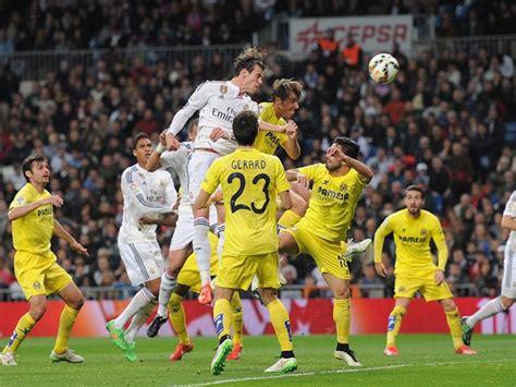 Prediksi Skor Real Madrid vs Villarreal   Prediksi Agent88bet