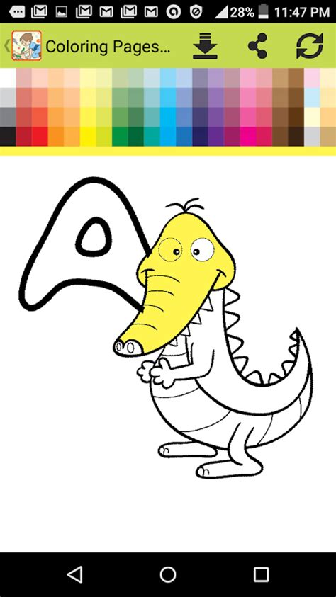 coloring pages  kids  android apps  google play