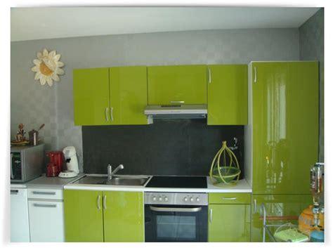 exemple peinture cuisine decoration interieur cuisine peinture