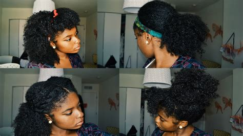 natural hairstyles for school 9 back to school hairstyles on natural hair youtube