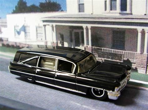 Garbage Garage Limousine by 1963 Cadillac Hearse Matchbox Cars Wiki Fandom Powered