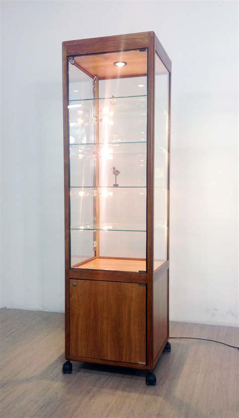 caisson rangement bureau ikea meuble vitrine verre