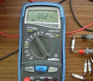 Comment Utiliser Un Multimetre : tester un fusible avec un multim tre astuces pratiques ~ Gottalentnigeria.com Avis de Voitures