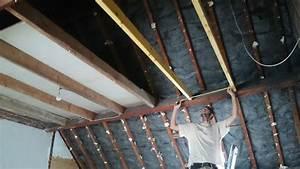 Pose Laine De Verre 2 Couches : isolation de toitures rouen 76 ~ Melissatoandfro.com Idées de Décoration