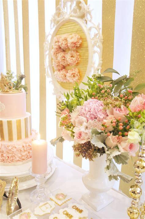 kara s party ideas pink gold princess party kara s