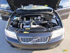 2004 Volvo S80 T6 T6 2 9 Liter Twin Turbocharged Dohc 24