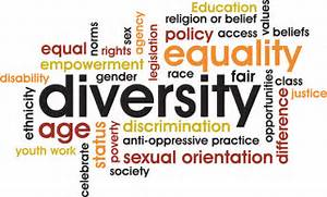 Equality Diversity And...