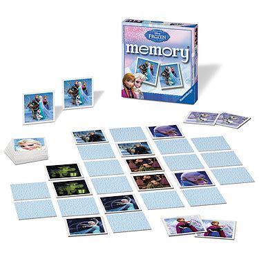ravensburger disney frozen mini memory game