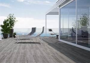 Boden Für Terrasse : grau holzimitationen die auf einer terrasse nicht versetzt angeordnet wurden terrasse mit ~ Orissabook.com Haus und Dekorationen
