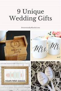 9 unique wedding gifts With good wedding gifts for sister