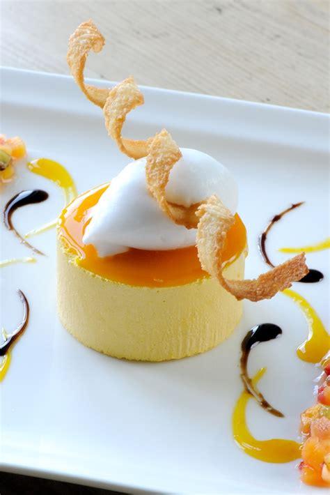 mango parfait coconut sorbet recipe great british chefs