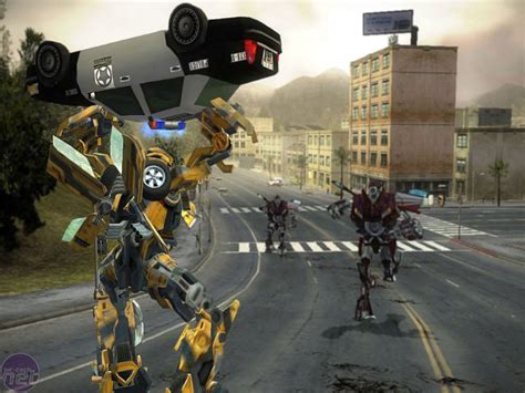 Transformers For Xbox 360 Bit