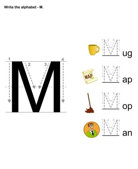 17 best images about quot m quot letter activities on