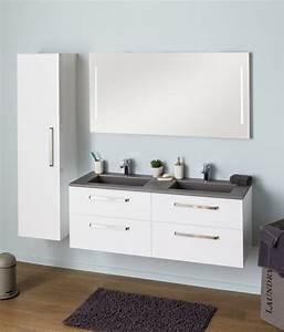 Armoire De Salle De Bain Ikea : armoire miroir salle de bain ikea ~ Teatrodelosmanantiales.com Idées de Décoration