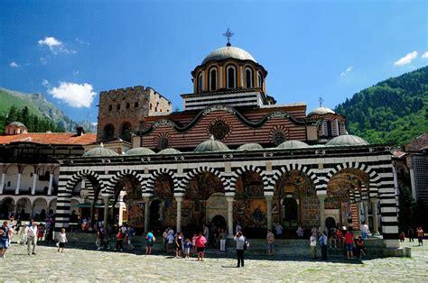 bureau de charme monastère de rila bulgarie