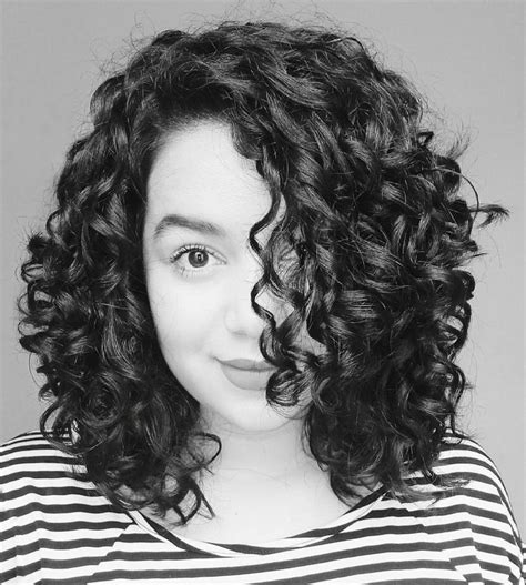 layered curly hair ideas  pinterest long