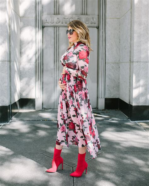 perfect affordable floral holiday dress life lutzurious
