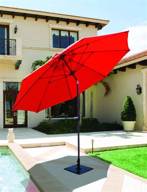 patio patio umbrella tilt home interior design