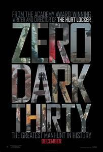 Zero Dark Thirty poster 3 - blackfilm.com/read | blackfilm ...