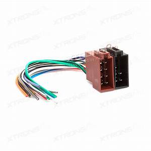 Toyota Car Stereo Radio Iso Wiring Harness Connector ...