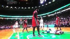 Lebron James dunk on Jason terry - YouTube