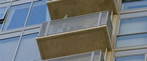 Perforated Metal Balustrades & Facades   Aluline Melbourne