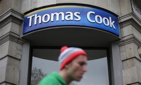Brits' bookings to Egypt rise up to 89%: Thomas Cook ...