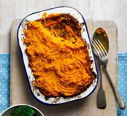 indian sweet potato dhal pies bbc good food