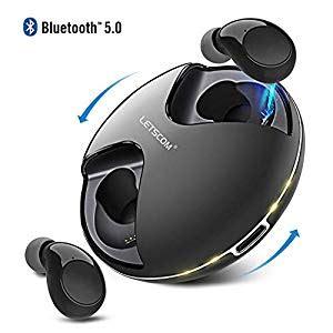 bluetooth kopfhörer in ear test letscom bluetooth kopfh 246 rer in ear kabellos bluetooth 5