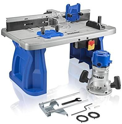 Parts a, b and c make up most contractor table saws have either a 1 1/2 or 2 horsepower motor. Fence For Kobalt Table Saw : Kobalt Table Saw Fence Upgrade - I'd really like to get a ...