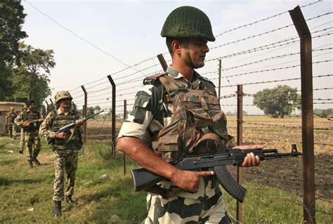 Bsf Kills 2 Pakistani Intruders; Arms And Drugs