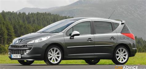 Peugeot 207 Sw by Peugeot 207 Sw Station Wagon Sw Rc Photos Caradvice