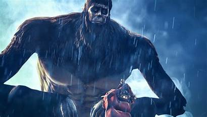 Titan Beast Kyojin Shingeki Attack Anime Animal