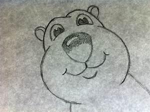 Prairie Dog Cartoon Drawing
