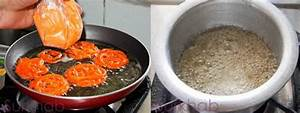 How To Make Jalebi at Home with easy Step by Step Pictures
