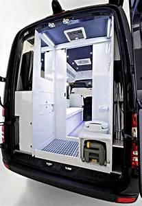 van-bath Cargo Van Conversion