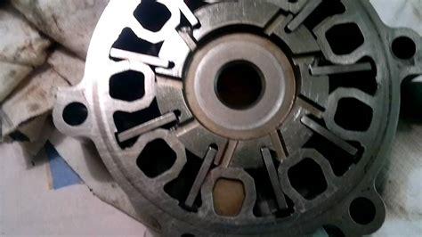 noisy renault vvt pulley dephaser opened