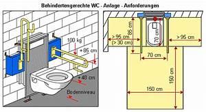 Barrierefreies Bad Maße : ein barrierefreies badezimmer planen ~ Frokenaadalensverden.com Haus und Dekorationen