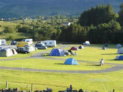 canap sits torvaig caravan and cing site updated 2017 cground