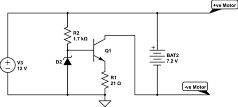 Batteries Battery Charging Circuit Nicd Electrical