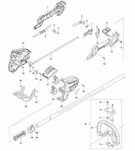 Makita Xru07z Parts List