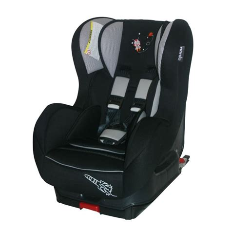 siege auto groupe 1 2 3 isofix nania siège auto cosmo sp luxe isofix gris achat vente