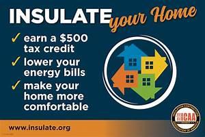Insulation Energy Tax Credit 2020  U2013 Extended Until 12  31  20  U2013 Get Details Here