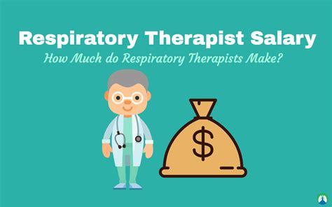 How Much do Respiratory Therapists Make? Respiratory