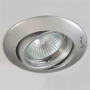 Led Einbauleuchten Bad : 3 set einbauleuchten silber bad leuchten halogen led einbauspot einbaustrahler ~ Watch28wear.com Haus und Dekorationen